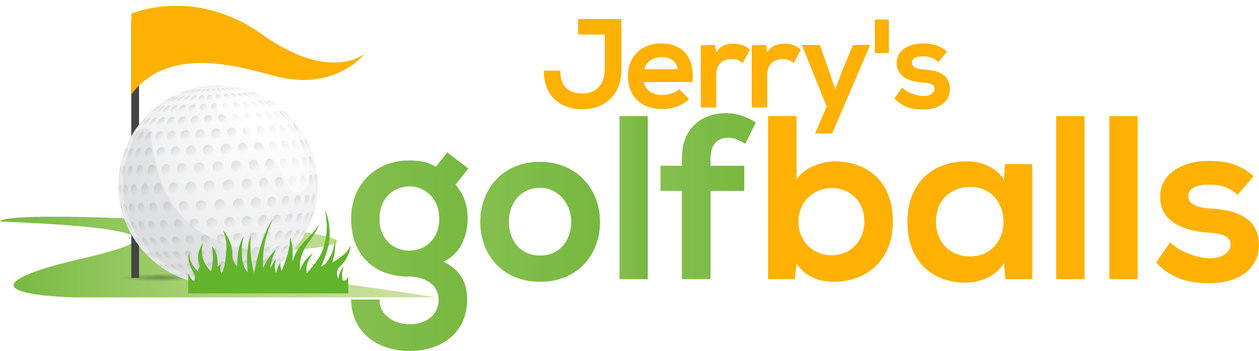 JERRY'S GOLF BALLS